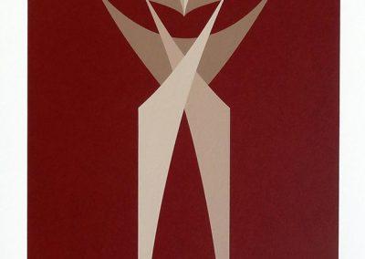 """Illume, 30"""" x 18"""",  2013, edition 44, $500"""