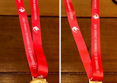 Rugby Sevens Medal, 2018, HSBC Canada Sevens